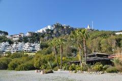 Playa de Herradura del La imagen de archivo libre de regalías