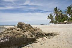 Playa de Hua Hin Imágenes de archivo libres de regalías
