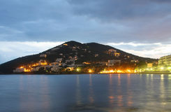 Playa de Ibiza Fotografía de archivo libre de regalías