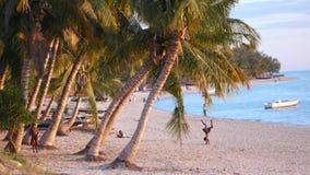 Playa de Ifaty. Madagascar Imagenes de archivo