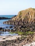 Playa de Irlanda del Norte Imagen de archivo libre de regalías