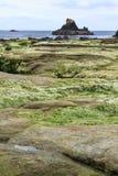 Playa de Irlanda del Norte Fotografía de archivo