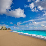 Playa de Island del cantante en el Palm Beach la Florida los E.E.U.U. Imagenes de archivo