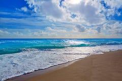 Playa de Island del cantante en el Palm Beach la Florida los E.E.U.U. Imagen de archivo