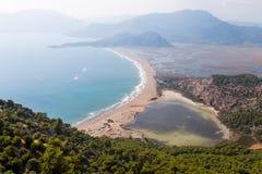 Playa de Iztuzu Fotografía de archivo libre de regalías