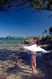 Playa de Jamaica imagen de archivo