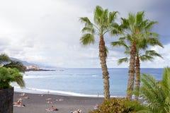 Playa de Jardin Royalty Free Stock Photo