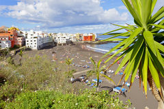 Playa de Jardin Stock Image