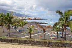 Playa de Jardin Fotos de archivo