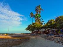 Playa de Jericoacoara Fotos de archivo libres de regalías