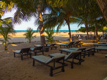 Playa de Jericoacoara Fotos de archivo