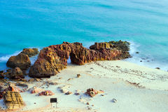 Playa de Jericoacoara foto de archivo