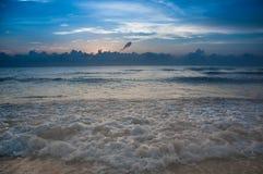 Playa de ka-nom, Tailandia imagenes de archivo