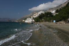 Playa de Kalymnos Fotos de archivo