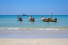 Playa de Kamala Imagen de archivo