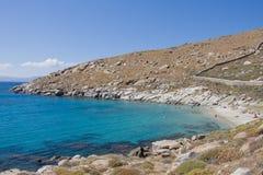 Playa de Kapari Imágenes de archivo libres de regalías