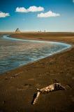 Playa de Kare-Kare Imagen de archivo libre de regalías