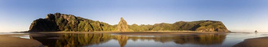 Playa de Karekare Imagen de archivo libre de regalías