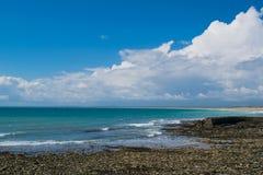 Playa de Kilmore Quay Fotos de archivo libres de regalías