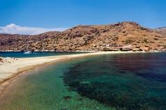 Playa de Kolona Imagenes de archivo