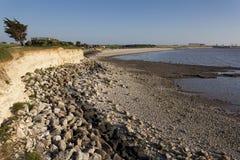 Playa de L'Humeau Foto de archivo