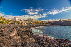 Playa de la Arena Royalty Free Stock Photo