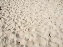 Playa de la arena Imágenes de archivo libres de regalías
