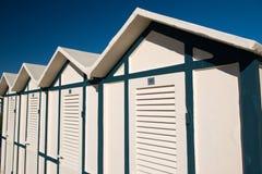Playa de la cabina Imagen de archivo