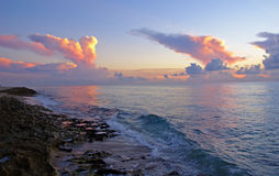 Playa de la fantasía Foto de archivo