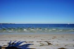 Playa de la Florida St Petersburg: muelle Fotos de archivo libres de regalías