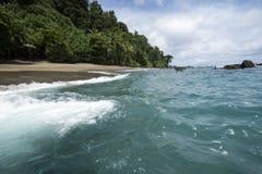 Playa de la isla de Caño foto de archivo libre de regalías