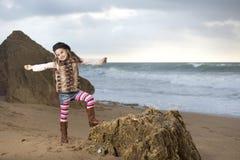 Playa de la libertad Fotos de archivo