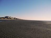 Playa de la mañana Fotografía de archivo libre de regalías