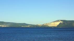 Playa de la montaña Foto de archivo libre de regalías