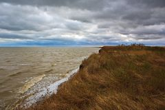 Playa de la onda del mar Foto de archivo libre de regalías