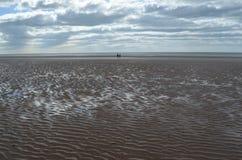 Playa de la playa de las abejas del St Foto de archivo