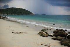 Playa de la RAM de Nang Imagen de archivo libre de regalías