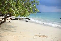 Playa de la RAM de Nang Foto de archivo libre de regalías