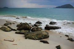 Playa de la RAM de Nang Foto de archivo
