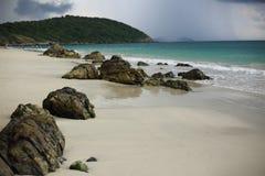 Playa de la RAM de Nang Imagenes de archivo