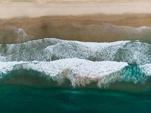 Playa de la sirena en Queensland fotografía de archivo libre de regalías
