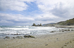 Playa de la Virgen Imagen de archivo