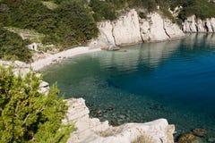 Playa de Laguna Imagen de archivo libre de regalías