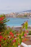 Playa de las Αμερική, Tenerife Στοκ Φωτογραφία