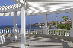 Playa De Las Américas, Tenerife Imágenes de archivo libres de regalías