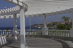 Playa de Las Amériques, Tenerife Image stock