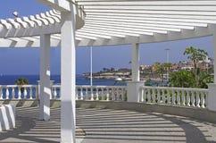 Playa de Las Amériques, Tenerife Images libres de droits
