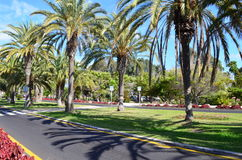 Playa de las Américas - Tenerife Stock Photo