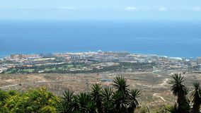 Playa DE las Amerika, Tenerife Royalty-vrije Stock Foto's