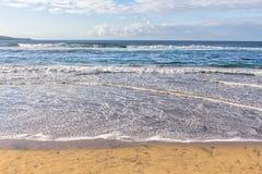 Playa DE Las Canteras, Las Palmas de Gran Canaria Royalty-vrije Stock Afbeeldingen